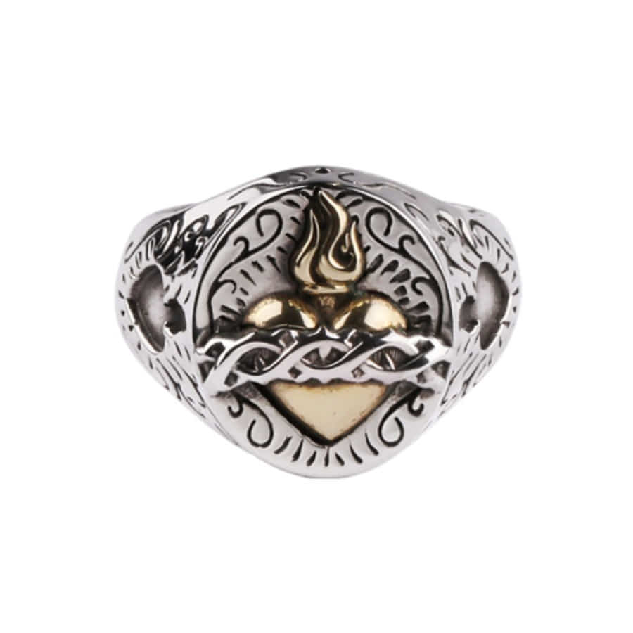 Sacred Heart Ring