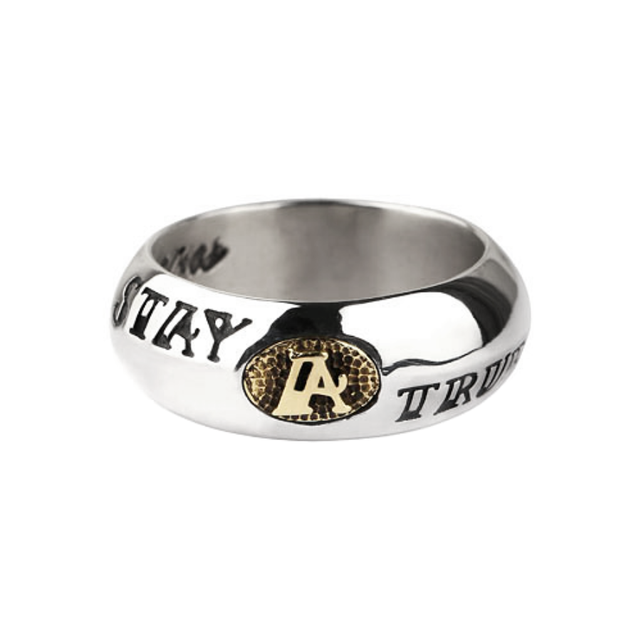 Stay True Ring - Initial